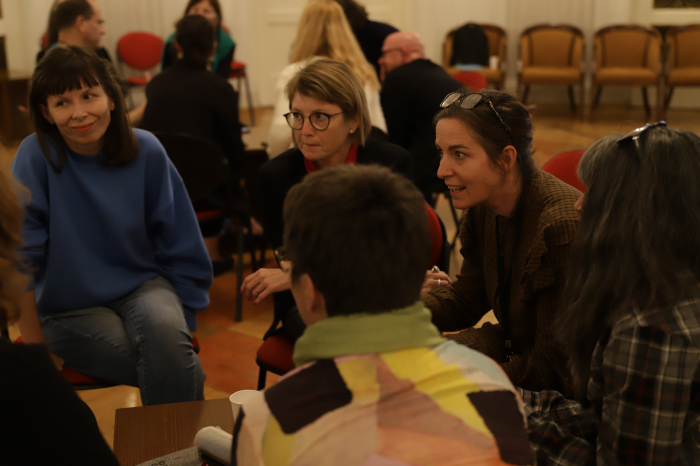 Video Materials from the Seminar on Cultural Participation