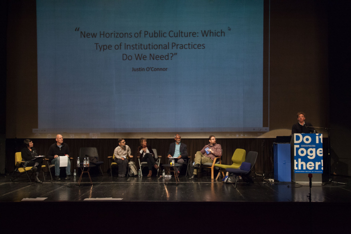 Video Recordings from the Conference on Participatory Governance Published